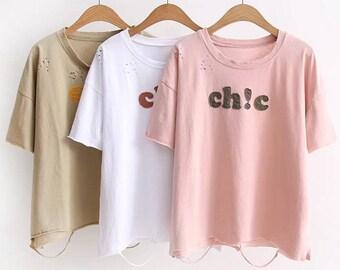 Chic Jersey Womens T-shirt