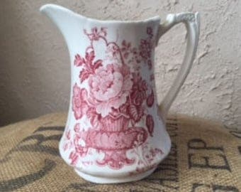 Pitcher Charolette  Alfred Meakin - Staffordshire England