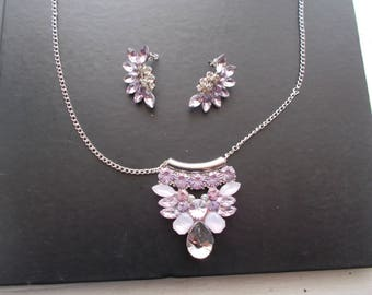 Sale on 1 beautiful Necklace and Earrings for special someone