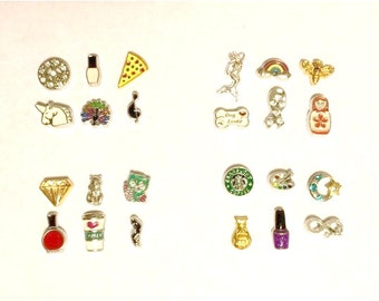 Completely Random Nail Charms - bag of 6