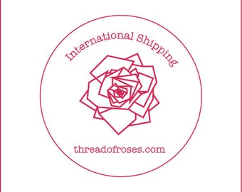 International Shipping Charge
