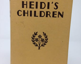 Heidi's Children by Charles Tritten - 1959