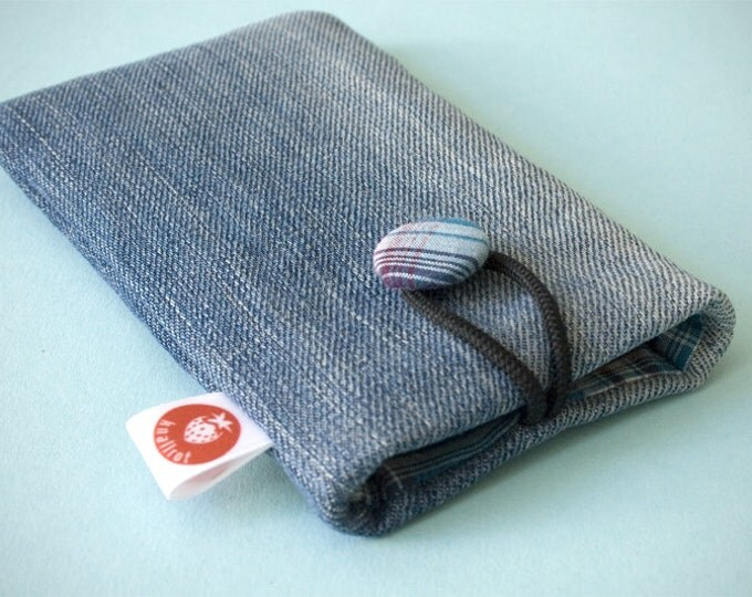 """Smartphone- Cover """"stonewashed"""" - M"""