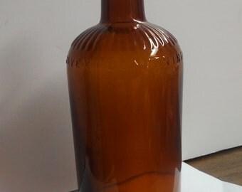 """Vintage 16 oz Javex Bottle """"bilingual"""""""