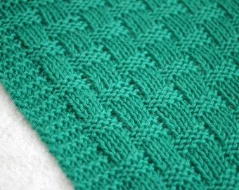 KNITTING BLANKET PATTERN, Knit Baby Blanket Pattern, Knitted Afghan Pattern, Baby Blanket, Knit Afghan, Afghan Pattern, Blanket Pattern