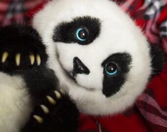100% my handmade Panda