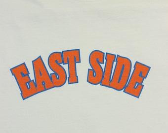 Vintage Lil John Rap T-Shirt ~ XXL // East Side Boyz, Put Your Hood Up, Album, TVT Records, BME Recordings, Crunk Music, White, Tee, 2XL