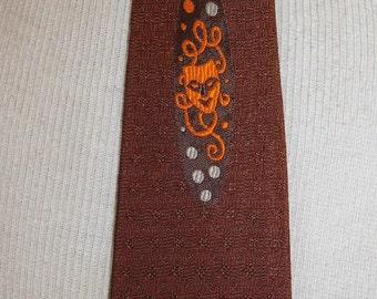 1950's  Masquerade Tie