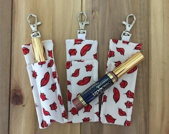 Lipsense holder - lip balm cozy - lipsense pouch