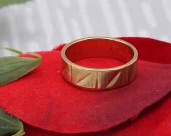 Wedding Ring/Band 9ct Yellow Gold, Mens Wedding Ring, Womens Wedding Ring, Wedding Jewellery, Wedding Ring, Wedding Band