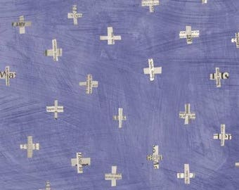 Sky Flying Birds Cotton Woven, Dreamer by Carrie Bloomston for Windham Fabrics