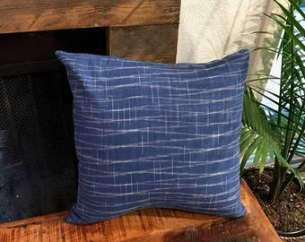 Traditional Handwoven Pillow Cover From Laos