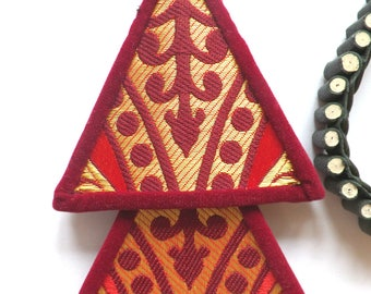 Russian Orthodox Old Believers lestovka Rosary leather handmade