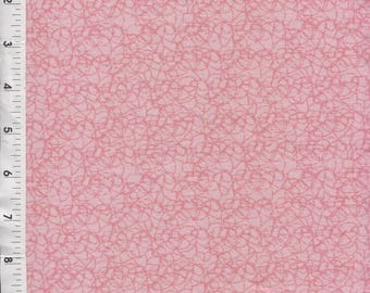 """Free Spirit """"Designer Twine"""" Pink Tonal Fabric"""
