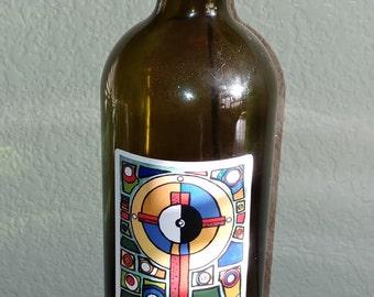 Incense bottles - religious theme