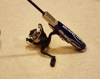 Mini Bud Light Ice Fishing Rod