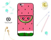 Kawaii Watermelon Case For iPhone 7 Samsung S7 S7 Edge S6 Samsung A5 A3 J3 J5 Core Prime 7 Plus iPhone 6S SE 5S  iPod Touch 6