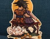 Little Dragons- Sticker