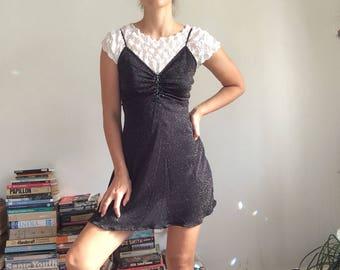 Glitter Dress xs