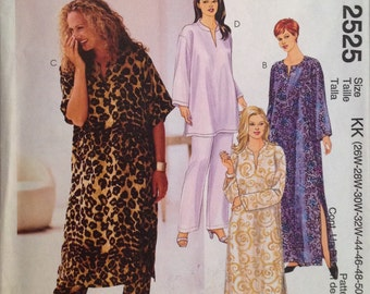McCall's 2525 Sewing Pattern UNCUT