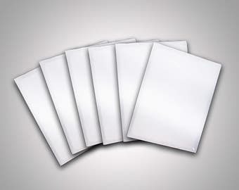 Frosting Sheets - Icing Sheets - Apprentice Sheets - Edible Paper - 8.5x11