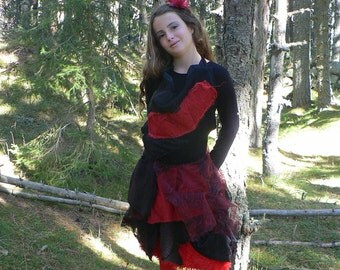 """little girl """"halloween"""" dress"""