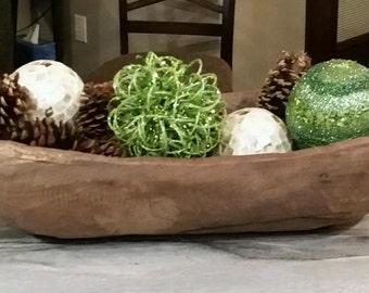 Reclaimed lumber Bowl