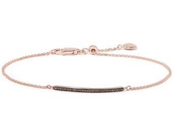 Shinning bar clean line minimalistic design bracelet