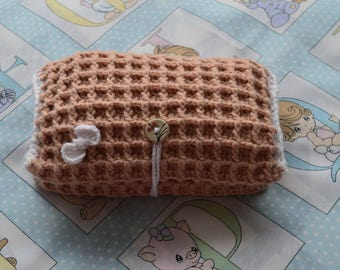 Nappy and Baby Wipe Holder/ Diaper and Baby Wipe Holder
