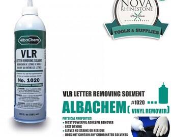 Vinyl Letter Remover by AlbaChem, 20oz