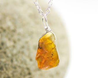 Raw Opal Jewelry, Raw Opal Necklace, Raw Crystal Necklace, Rough Opal Jewelry, Rough Opal Necklace,  Rough Crystal Jewelry, Gift for Her