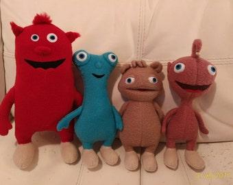 Plush toys just like Cuddlies