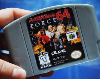 N64 Cart Soap: Retro and geeky! Handmade cartridge parody soap