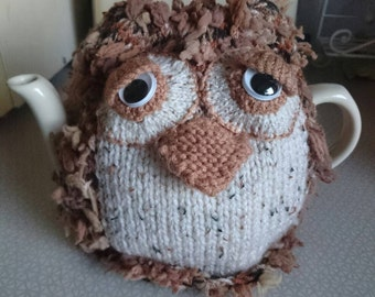 Sleepy Owl Tea Cosy