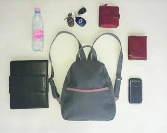 Lady's backpack - waterproof