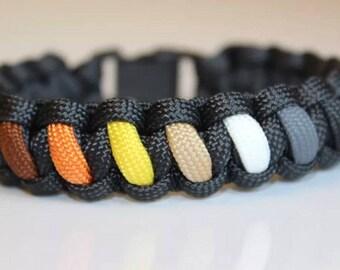 Bear Pride Bracelet
