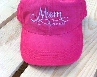 Mom's  Year Established Cap