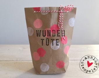 5 gift bags bag