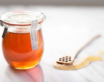 Alaska Wild Fireweed Honey