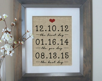 Anniversary Gifts for Men, Wedding Gift, Personalized Wedding Gifts for Couple Bridal Shower Gift, Husband Gift, Anniversary Gifts for Women