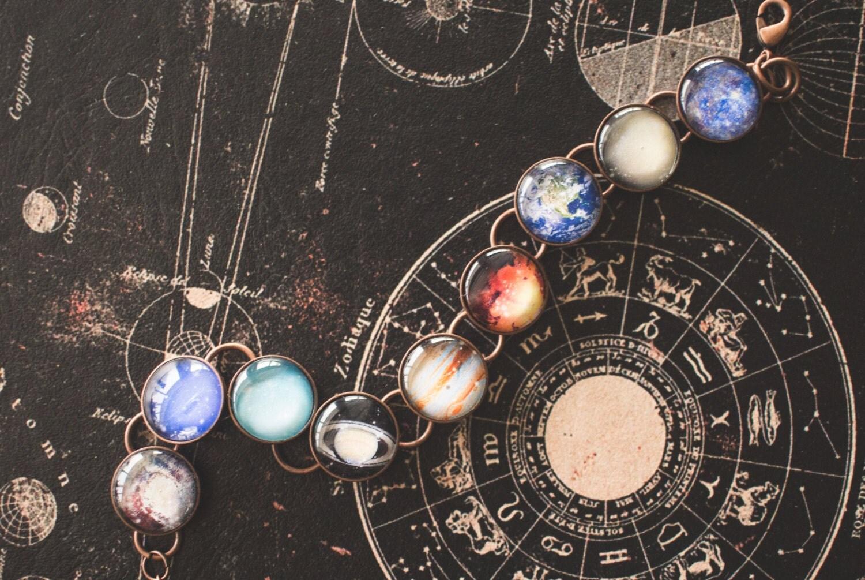 solar system bracelet - photo #29