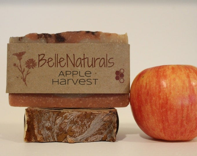 Featured listing image: Apple Harvest - apple cider, all natural cinnamon and ginger to warm your powder room or shower