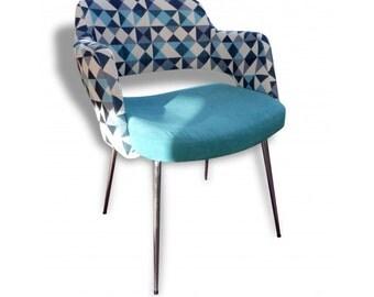 """Chair Design """"conference"""" how Eero Saarinen - 60s re-paper / / Chair Saarinen / / Chair Saarinen / / Magic' chip"""