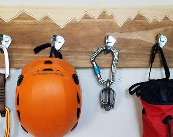Rock Climbing Hanger Mountain Board