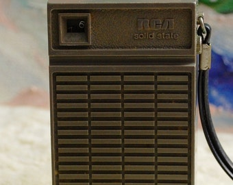 1972 RCA Transistor Radio Perfect and Works Great!