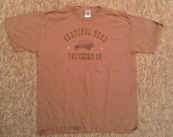 Grateful Dead Trucking Co Shirt