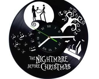 Nightmare Before Christmas Vinyl Record Disney By