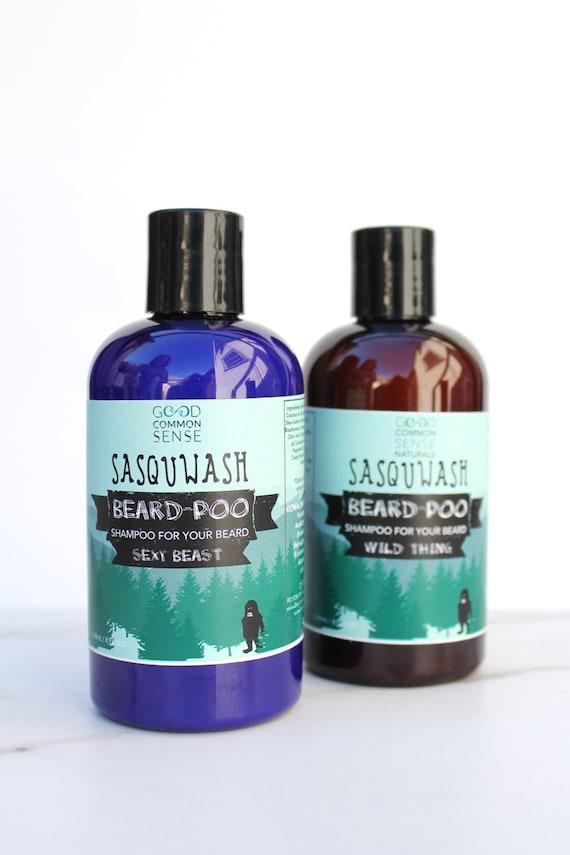 how to make beard shampoo