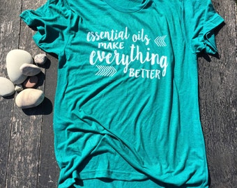 Essential Oils Tshirt