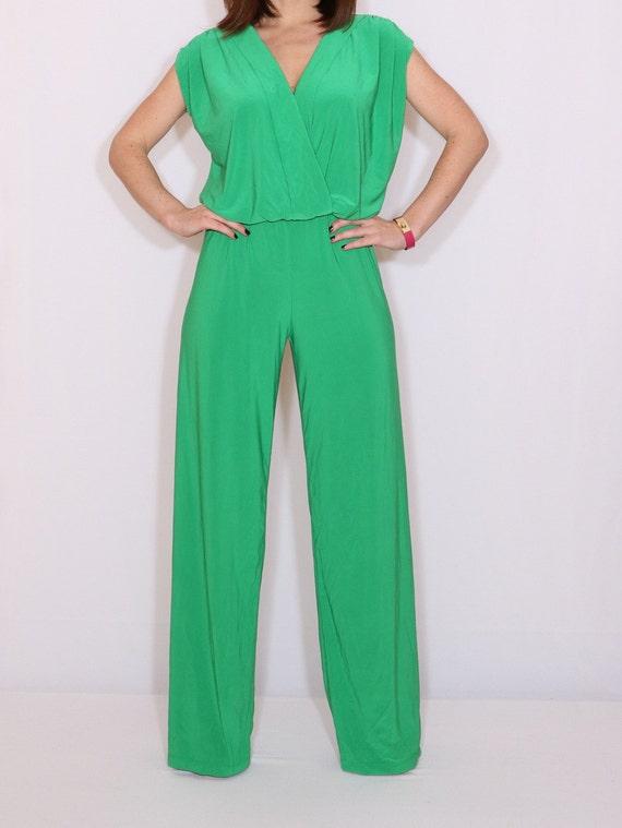 Wonderful Alfa Img  Showing Gt Green Jumpsuit Women